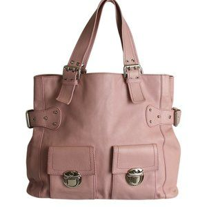 Marc By Marc Jacobs Stella Pink Tote Bag 191094
